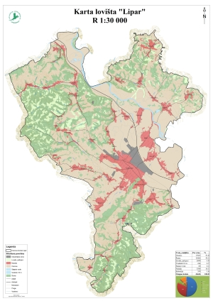 karta lovačkog udruženja jagodina