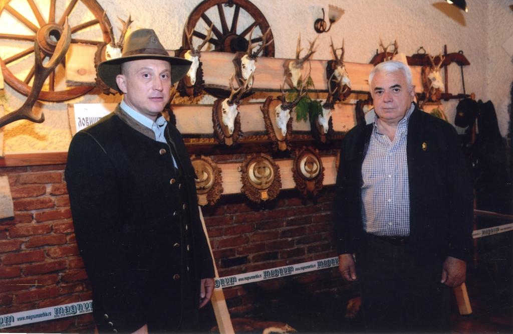 Trofeji Lovačkog Udruženja Jagodina